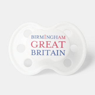 Birmingham Great Britain Baby Soother
