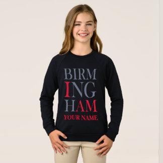 Birmingham I Am Raglan Shirt