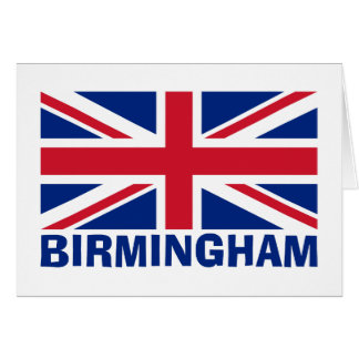 Birmingham in Blue Card