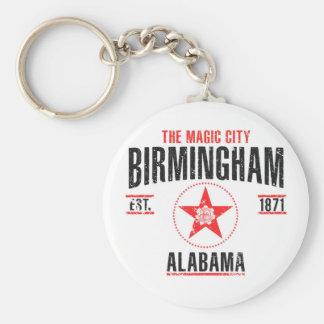 Birmingham Key Ring