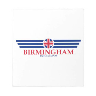 Birmingham Notepad