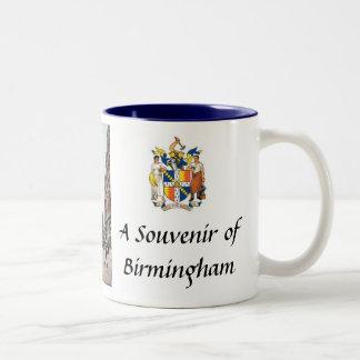 Birmingham Souvenir Mug
