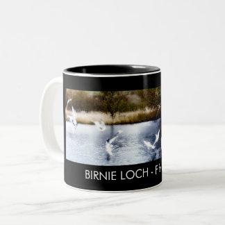 Birnie Loch Two-Tone Coffee Mug