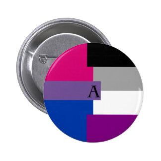 Biromantic Asexual Bi Ace Pin