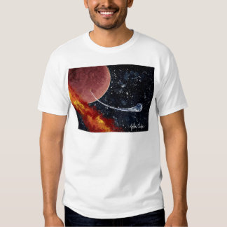 """BIRTH"" (an outer space design) ~ Shirts"