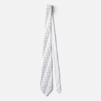 Birth Cartoon 9337 Tie