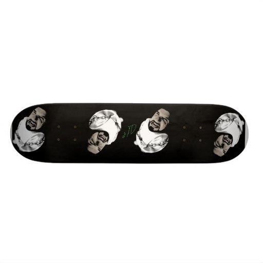 Birth of a Madman Pro Board Custom Skate Board