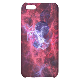 Birth of a Star Fractal Art iPhone 5C Cases