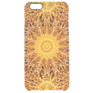Birth of Fire Mandala Clear iPhone 6 Plus Case