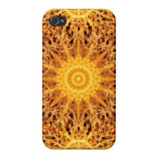 Birth of Fire Mandala iPhone 4 Cases