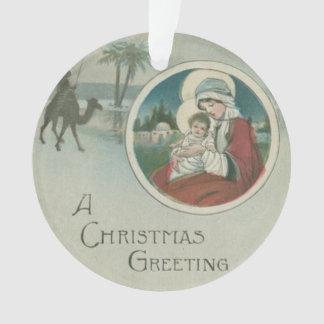 Birth of Jesus Christmas Greetings