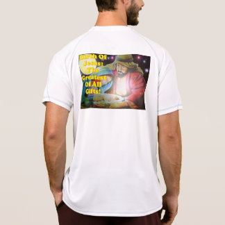 Birth Of Jesus: The Greatest Of All Gifts! T-Shirt
