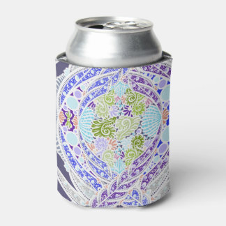 Birth of life, New age, meditation, boho, hippie Can Cooler
