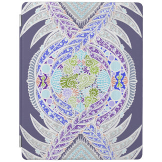Birth of life, New age, meditation, boho, hippie iPad Cover