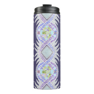 Birth of life, New age, meditation, boho, hippie Thermal Tumbler