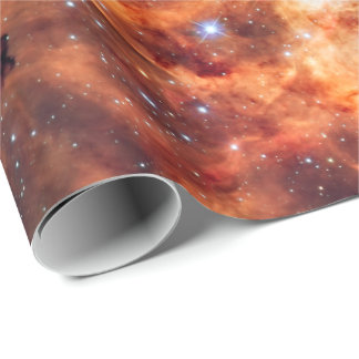 Birth of Stars Cosmic Creation Wrapping Paper