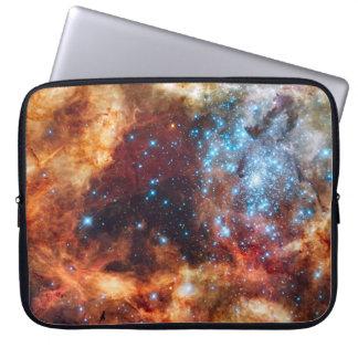 Birth of Stars Cosmic Laptop Case