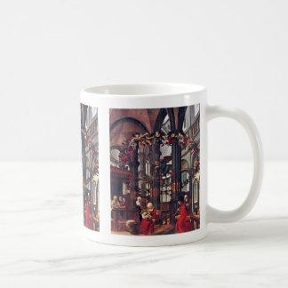 Birth Of The Virgin By Altdorfer, Albrecht Coffee Mugs