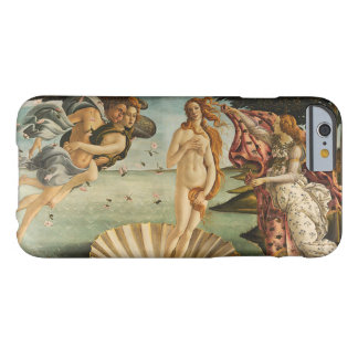 Birth of Venus by Botticelli Barely There iPhone 6 Case