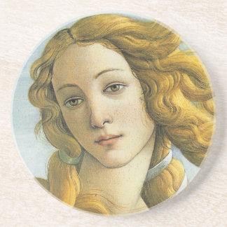 Birth of Venus by Botticelli Coasters