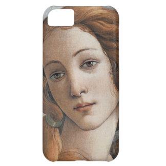 Birth of Venus close up head iPhone 5C Case