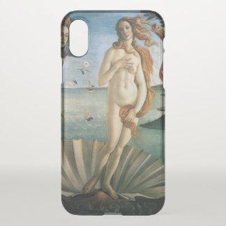 Birth of Venus iPhone X Case