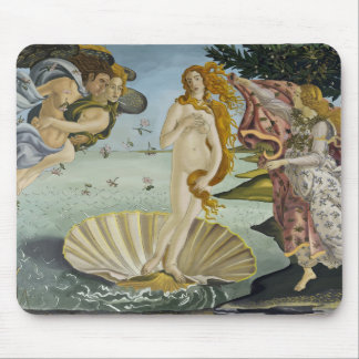 Birth Of Venus Mousepad