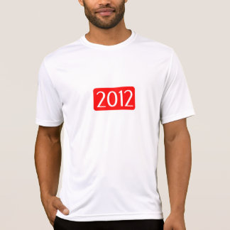 birth year 2012 number text T-Shirt