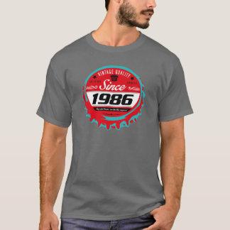 Birth Year T-Shirt 1986