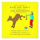 Birthday Adult Invitations