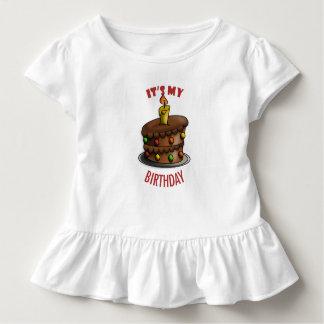 Birthday Baby body suit Toddler T-Shirt