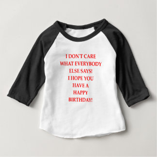 birthday baby T-Shirt