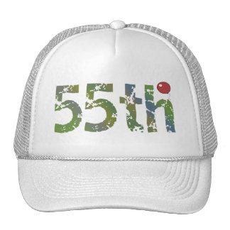 Birthday Balloon 55th Birthday Gifts Cap