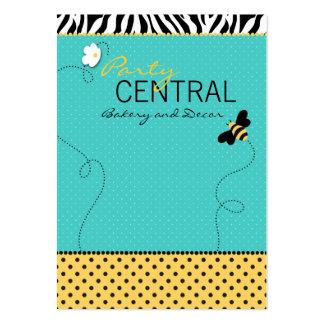 Birthday Bee Business Card C2