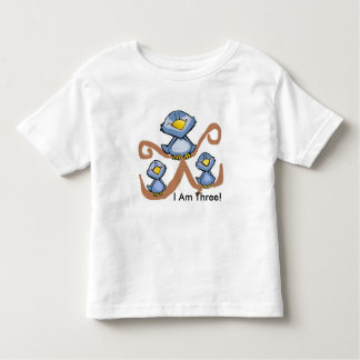 Birthday Birds Toddler T-Shirt
