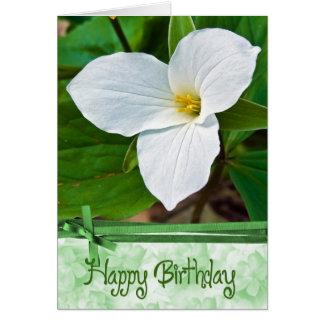 Birthday Blossom Card