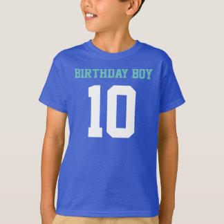 Birthday Boy 10 T-Shirt