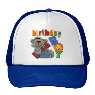 Birthday Boy 1st Birthday Cap