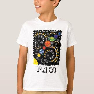 Birthday Boy, 3rd Birthday Third Birthday Tshirt