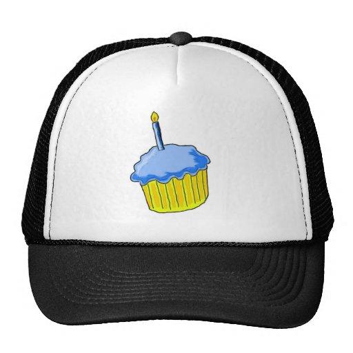 Birthday Boy Art Mesh Hat