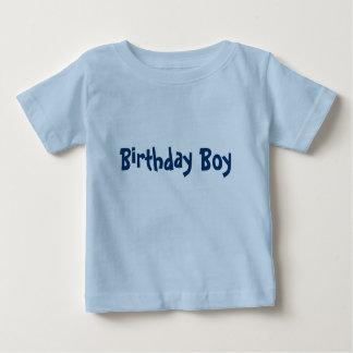Birthday Boy Baby T-Shirt