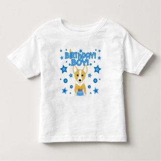 Birthday Boy - Corgi Toddler T-Shirt