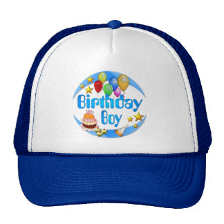 Birthday Boy ~ Hat
