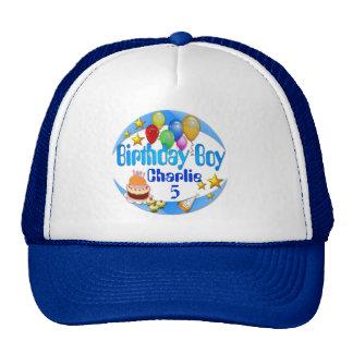Birthday Boy ~ Hat # 2