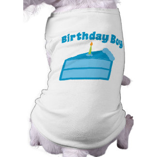 Birthday Boy Shirt