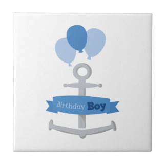 Birthday Boy Tiles