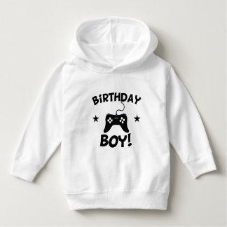 Birthday Boy Video Games Hoodie