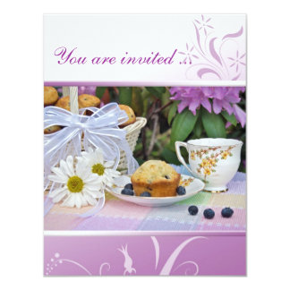 Birthday Breakfast Brunch Invite