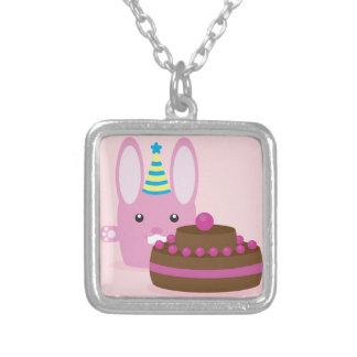 Birthday bunny jewelry