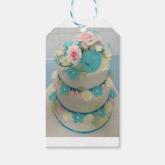 Birthday cake 1 gift tags
